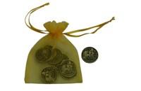 Další možnou variantou je pytlík na mince